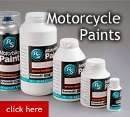 Motorcycle paints, motorbike paint